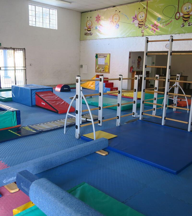 KFMDC - Gym Facilities